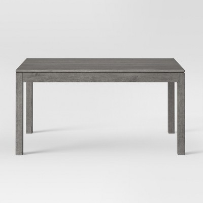 60  Grafton Dining Table Gray - Threshold™