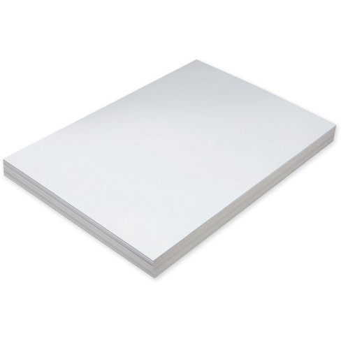 Pacon Super Heavyweight Tagboard, 12 x 18 Inches, White, 11.5 Pt, pk of 100 - image 1 of 1