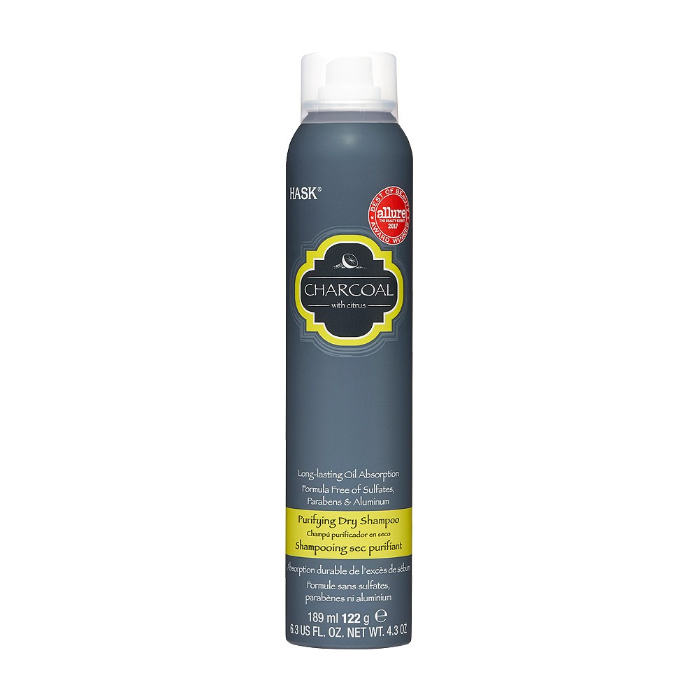 Image of Hask Charcoal Purifying Dry Shampoo - 6.3 fl oz