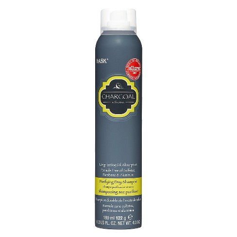 Hask Charcoal Purifying Dry Shampoo - 6.3 fl oz - image 1 of 4