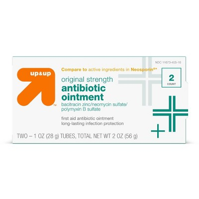 Triple Antibiotic Ointment - 2oz - up & up™