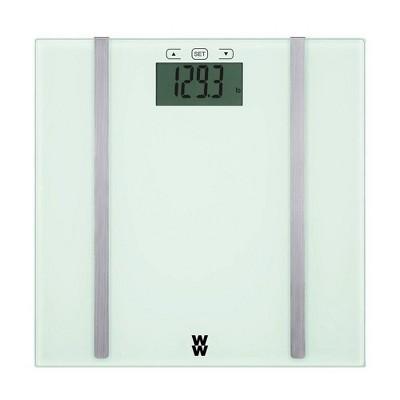 Body Analysis Scale White - Weight Watchers