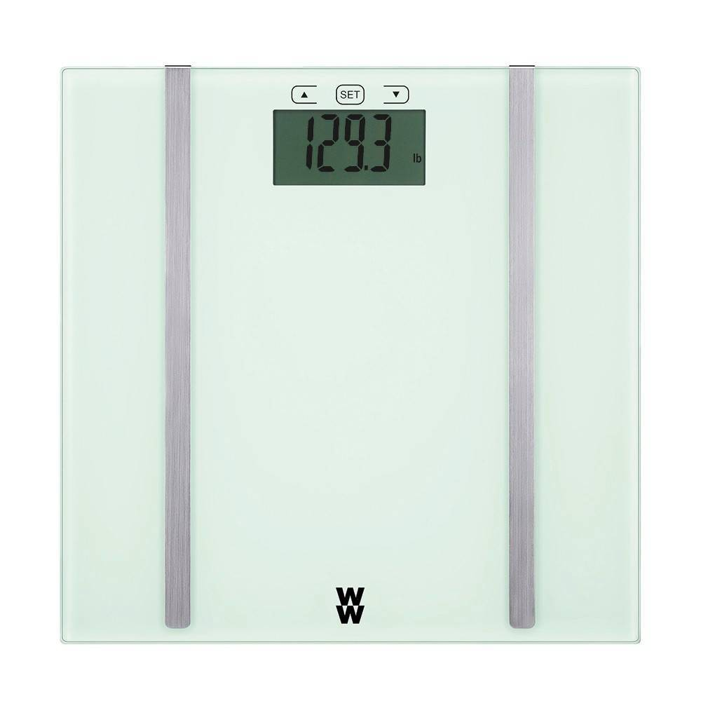 Image of Body Analysis Scale White - Weight Watchers