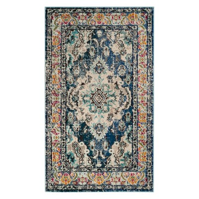 Saniya Medallion Area Rug - Safavieh