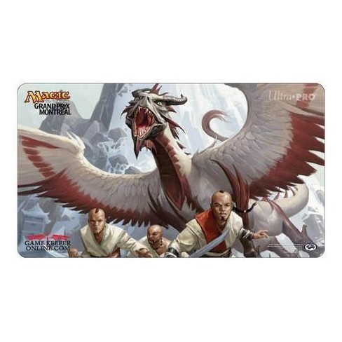 Ultra Pro MtG Card Supplies Great Teacher's Decree Playmat [Grand Prix Montreal 2015] - image 1 of 1