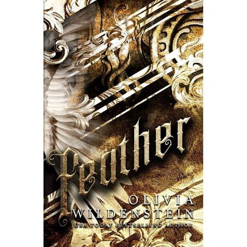 Feather - (Angels of Elysium) by  Olivia Wildenstein (Paperback) - image 1 of 1