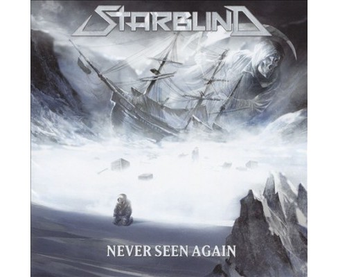 Starblind - Never Seen Again (CD) - image 1 of 1