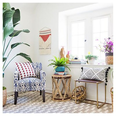 Global Chair & Décor Living Room Nook