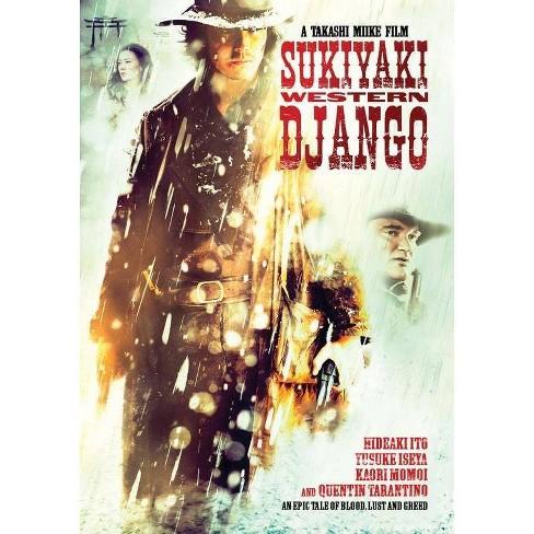 Sukiyaki Western Django (DVD)(2020) - image 1 of 1