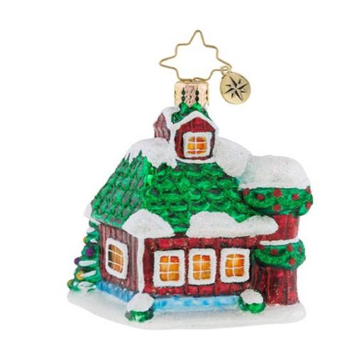 Christoper Radko Farm Fiesta Little Gem Christmas Ornament #1019192 ...
