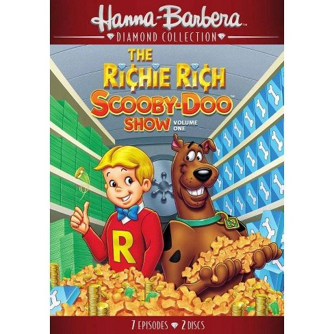 The Richie Rich Scooby-Doo Show: Volume One (DVD) - image 1 of 1