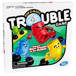 Trouble Board Game, board games