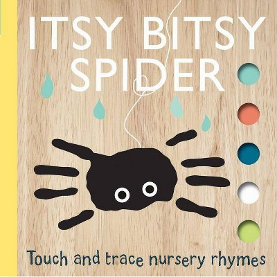 Itsy Bitsy Spider (Hardcover)