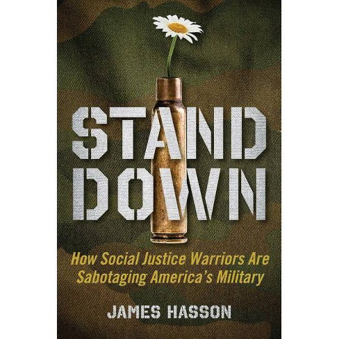 Stand Down - by  James Hasson (Hardcover) - image 1 of 1