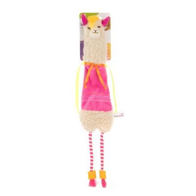 SmartyKat Leggy Llama Catnip Cat toy