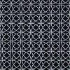 """16.5"""" 2pk Catamaran Tile Throw Pillows Black - Pillow Perfect - image 3 of 3"""