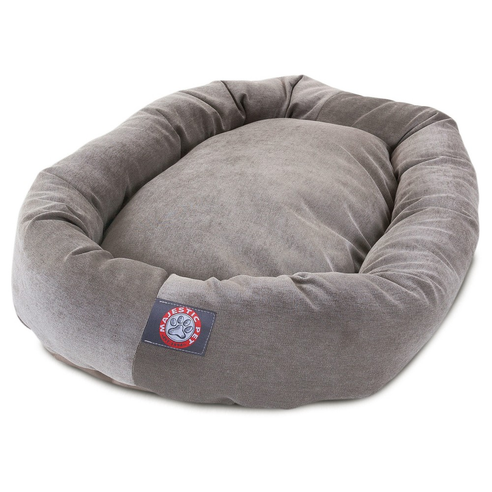 Majestic Pet Dog Bed - Calvary Heather - Large, Vintage Grey