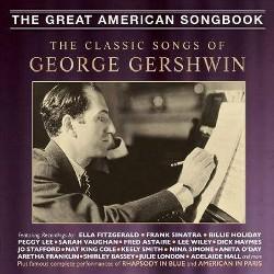 Various - Classic Songs Of George Gershwin (CD)