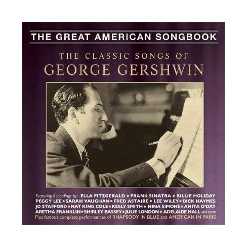 Various - Classic Songs Of George Gershwin (CD) - image 1 of 1