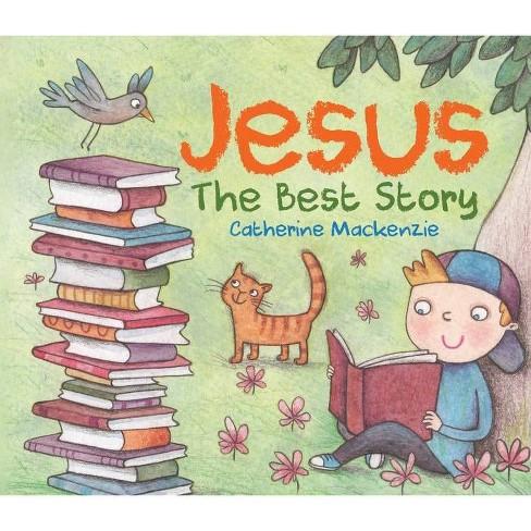 Jesus - by  Catherine MacKenzie (Board_book) - image 1 of 1