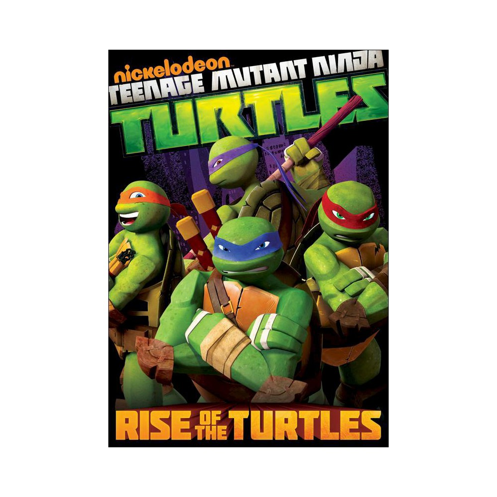Teenage Mutant Ninja Turtles: Rise of the Turtles (dvd_video)