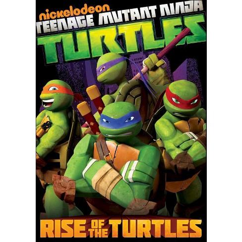 Teenage Mutant Ninja Turtles: Rise of the Turtles (DVD) - image 1 of 1