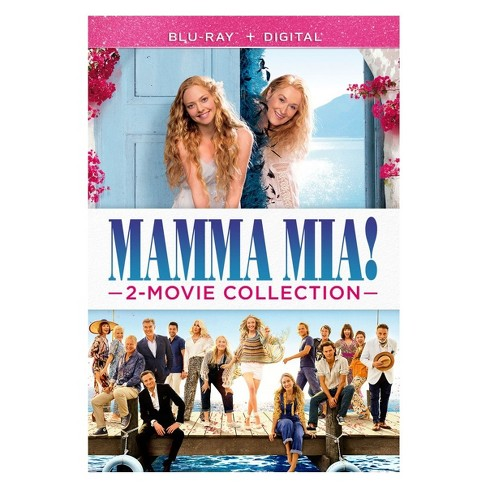 Mamma Mia! 2-Movie Collection (Blu-Ray) - image 1 of 1