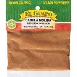 El Guapo Ground Cinnamon - 1oz