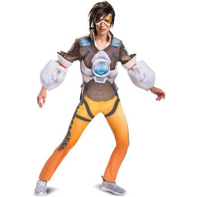 Overwatch Tracer Deluxe Adult Costume