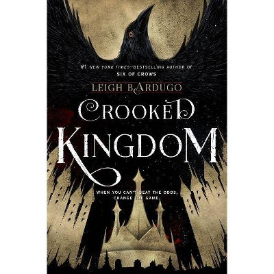 Crooked Kingdom (Six of Crows Series #2) (Hardcover) by Leigh Bardugo