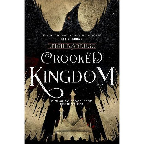 Crooked Kingdom (Six of Crows Series #2) (Hardcover) by Leigh Bardugo - image 1 of 1