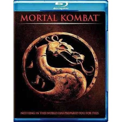 Mortal Kombat (Blu-ray)