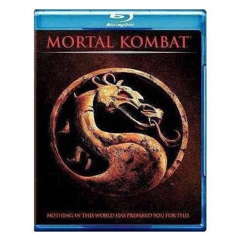 Mortal Kombat (Blu-ray) - image 1 of 1