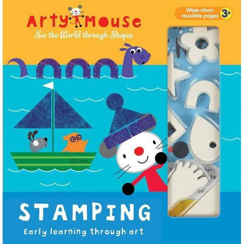 Stamping - (Arty Mouse) by  Mandy Stanley (Hardcover) - image 1 of 1