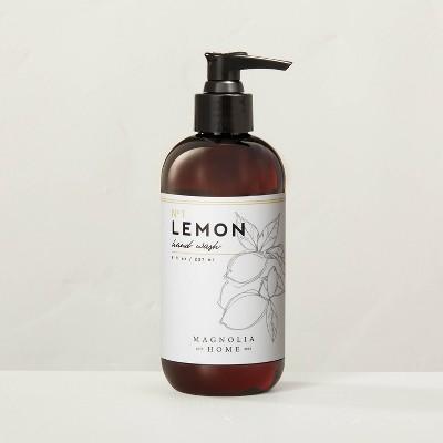 8 fl oz Lemon Hand Wash - Magnolia Home by Joanna Gaines