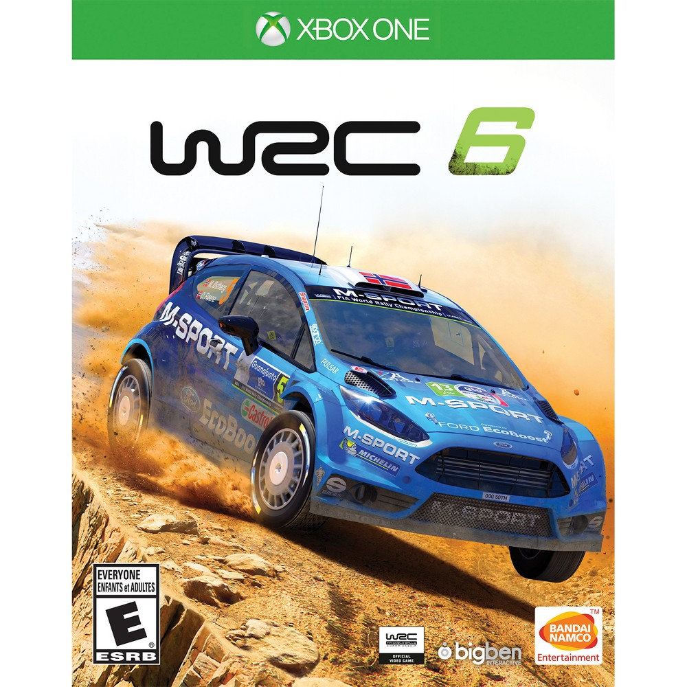 Wrc 6 Xbox One, Video Games
