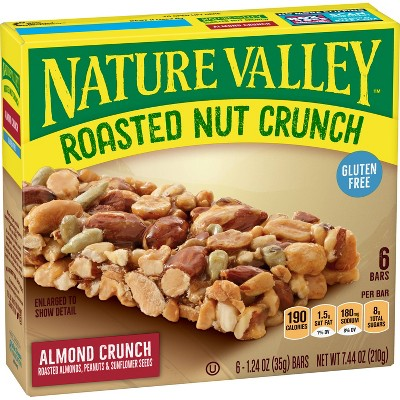 Nature Valley Roasted Nut Crunch
