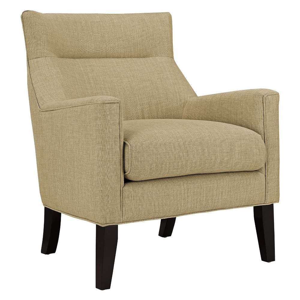 Rona Accent Chair Beige - Dorel Living