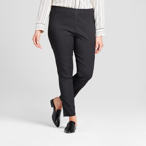 Women's Plus Size Skinny Ankle Pants - Who What Wear™ - image 1 of 3