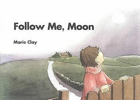 Follow Me, Moon (Paperback) (Marie M. Clay) - image 1 of 1