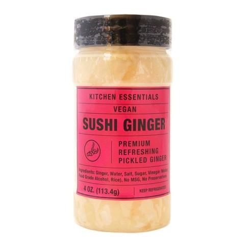 Mai Sushi Ginger Bottle - 4oz - image 1 of 1