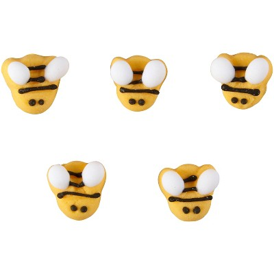 Wilton Bumble Bee Icing Decorations - 18ct