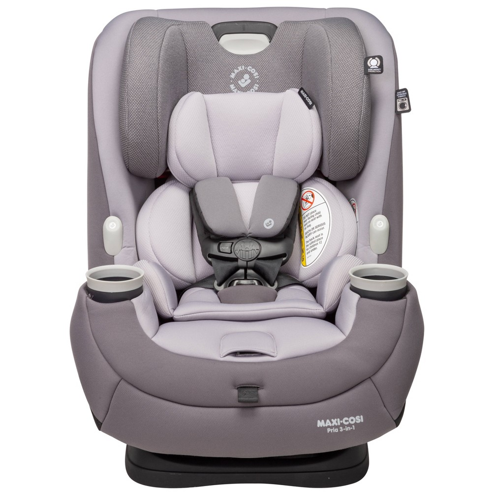 Maxi Cosi Pria All In 1 Convertible Car Seat Silver Charm