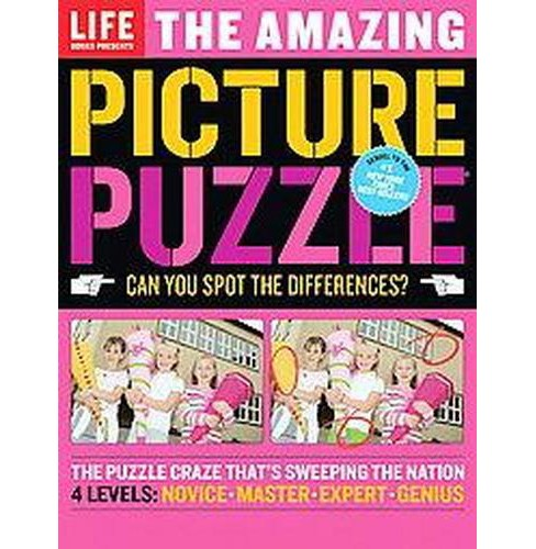 Life Picture Puzzle (Paperback) by Robert Sullivan - image 1 of 1