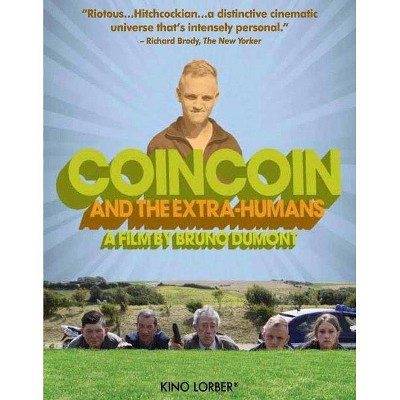 Coincoin & The Extra-Humans (Blu-ray)(2019)
