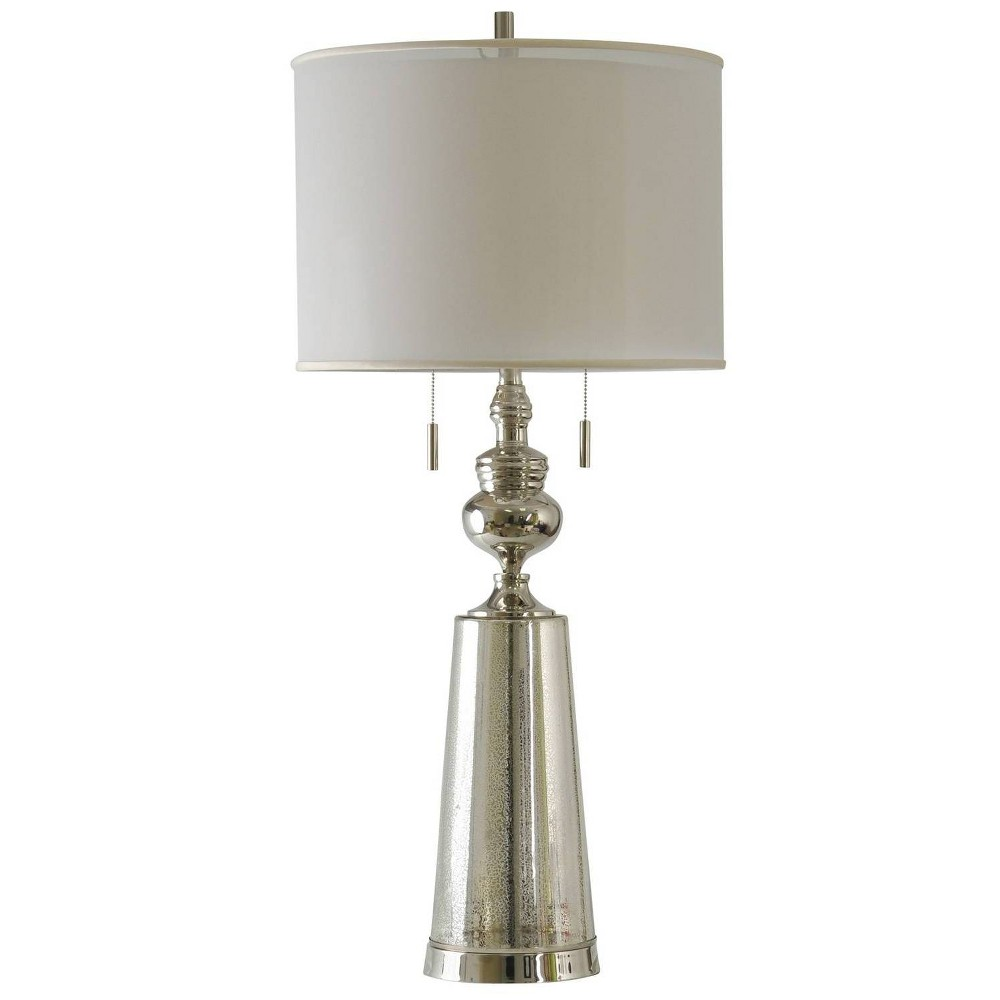 Table Lamp Brushed Nickel (Includes Light Bulb) - StyleCraft