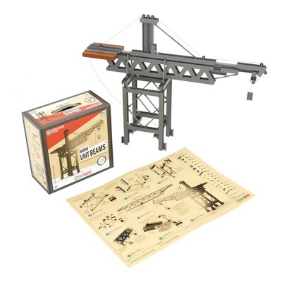 Unit Bricks Mini Unit Beams Crane Builder