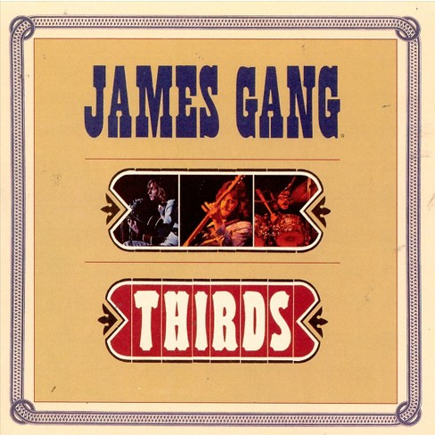 James Gang - Thirds (Remaster) (CD) - image 1 of 1