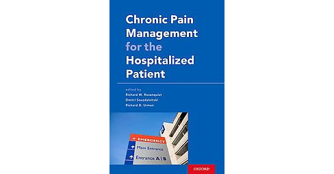 Chronic Pain Management for the Hospitalized Patient (Paperback) - image 1 of 1