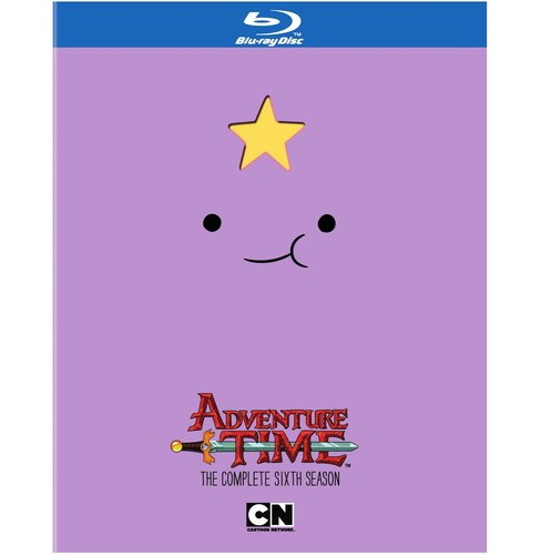 Adventure Time:Complete Sixth Season (Blu-ray) - image 1 of 1